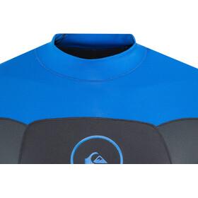Quiksilver 1mm Syncro Series LS Neoprene Surf Top Herren graphite/black/deep cyanine